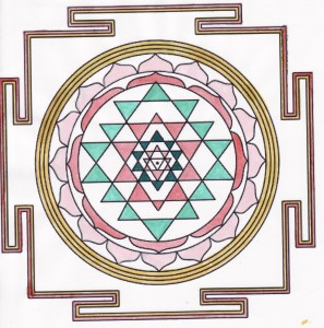 Shree Yantra - the divine blueprint and a powerful healer of sexual energy