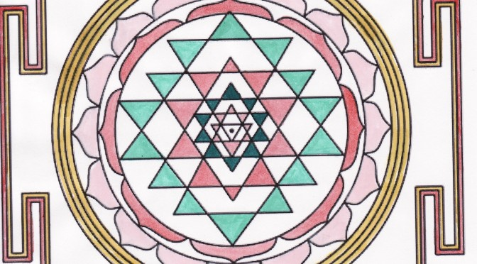 Sexual Energy & the Mystical Shree Yantra