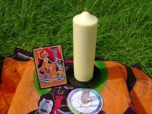 crystal and candle magic kits