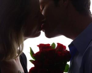Love Magick - lovers kissing