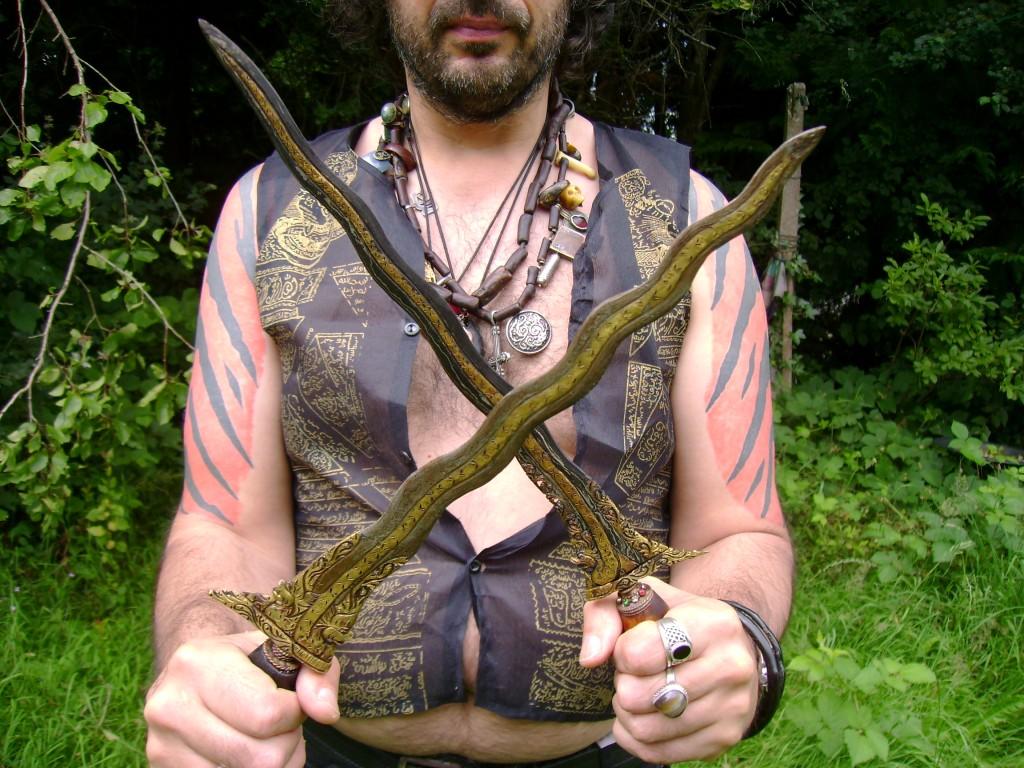 Magickal self-defence with Javanese Magick