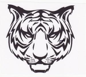 Tiger magical protection with Senggoro Macan