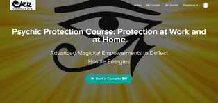 Psychic Protection Online Course
