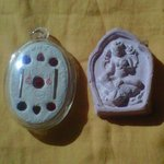 Magick charms made by Peter Aziz