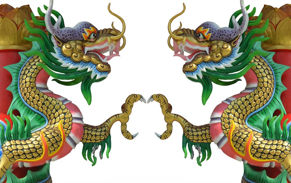Naga Kembar - Aziz Shamanism