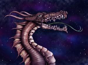 Dragon Magick - Lintang Naga - Aziz Shamanism