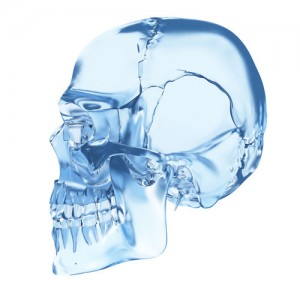 Cranial healing can bring powers similar to that of a crystal skull