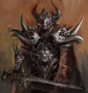 Demon Armour - Aziz Shamanism