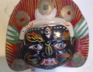 kapala-bhairav shield Aziz Shamanism