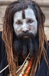 Aghora Devotee