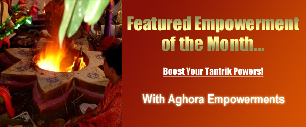 Aghora Empowerments with Peter Aziz