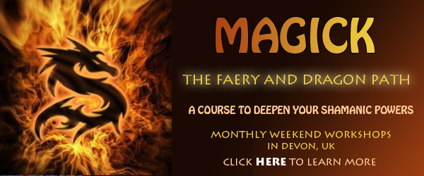 Magick - The Faery and Dragon Path with Peter Aziz