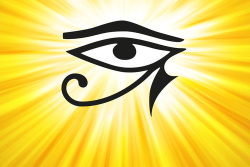 Psychic protection course - Eye of Horus