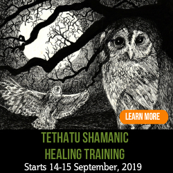 Tethatu Shamanic Healing Training