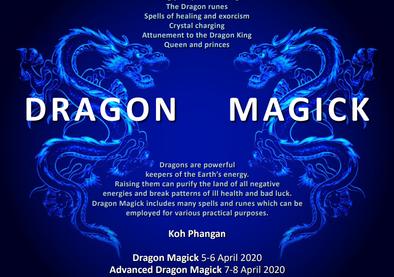 Dragon Magick Thailand 2020